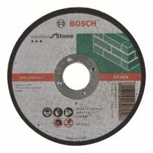 BOSCH Dělicí kotouč rovný Standard for Stone - C 30 S BF, 230 mm, 22,23 mm, 3,0 mm