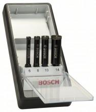 Bosch Súprava diamantových vrtákov na vŕtanie namokro Robust Line Diamond for Hard Ceramics