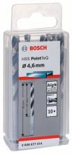 Bosch Wiertło spiralne HSS PointTeQ 4,6 mm