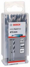 Bosch Wiertło spiralne HSS PointTeQ 5,0 mm