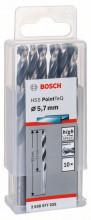 Bosch Wiertło spiralne HSS PointTeQ 5,7 mm