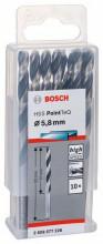 Bosch Spirálový vrták HSS PointTeQ 5,8mm