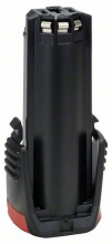 BOSCH Válečkový akumulátor 3,6 V - SD, 1,3 Ah, Li Ion