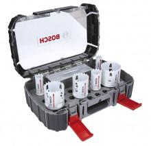 Bosch 8-dielna univerzálna súprava karbidových dieroviek Endurance for Heavy Duty