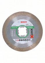 Bosch X-LOCK Best for Ceramic 115x22,23x1,8x10