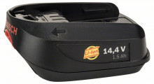 Bosch 14,4 V zásuvné akumulátory
