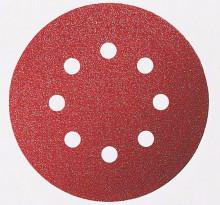 BOSCH Brusný papír C430, balení 6 ks; 125 mm, 60; 120; 240