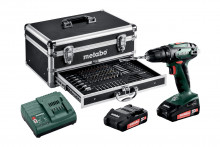 METABO BS 18 Set 602207910