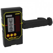 Detektor laserového paprsku LD200 - červený