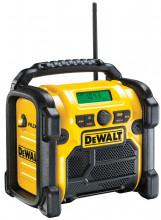 DeWALT DCR019 stavebné rádio, bez aku