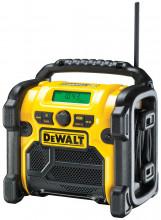 DeWALT DCR020 stavebné rádio, bez aku