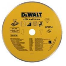 DeWALT DT3734 DIA kotouč na kameninu a porcelán, 254 mm