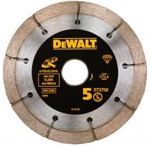 DeWALT DT3758 DIA kotouč pro drážkovací frézy, dvojitý 125 mm