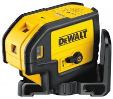 DeWALT DW085K samonivelační 5 bodový laser