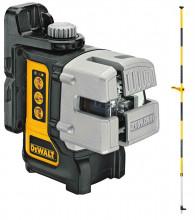 DeWALT DW089KPOL křížová laser s rozpěrnou tyčí