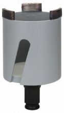BOSCH Diamantové záhlubníky pro elektroinstalační krabice - 82 mm, 80 mm, 4 segmenty, 10 mm