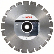 BOSCH Diamantový dělicí kotouč Best for Asphalt - 450 x 20/25,40 x 3,6 x 12 mm