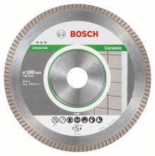 Bosch Diamantový rezací kotúč Best for Ceramic Extra-Clean Turbo