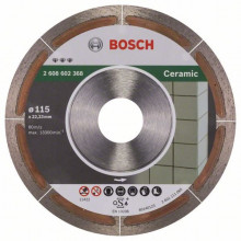 Bosch Diamantový rezací kotúč Best for Ceramic Extraclean