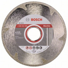 Bosch Diamantový rezací kotúč Best for Marble