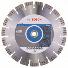 BOSCH Diamantový dělicí kotouč Best for Stone - 450 x 25,40 x 3,8 x 12 mm