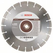 BOSCH Diamantový dělicí kotouč Expert for Abrasive - 450 x 25,40 x 3,6 x 12 mm