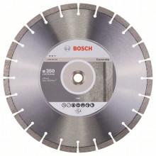 BOSCH Diamantový dělicí kotouč Expert for Concrete - 500 x 25,40 x 3,6 x 10 mm