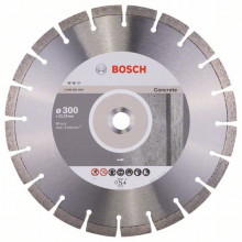 BOSCH Diamantový dělicí kotouč Expert for Concrete - 300 x 22,23 x 2,8 x 12 mm