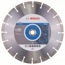 BOSCH Diamantový dělicí kotouč Expert for Stone - 400 x 20,00+25,40 x 3,2 x 12 mm