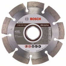 BOSCH Diamantový dělicí kotouč Standard for Abrasive - 230 x 22,23 x 2,3 x 10 mm