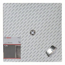BOSCH Diamantový dělicí kotouč Standard for Concrete - 500 x 25,40 x 3,6 x 10 mm