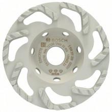 BOSCH Diamantový hrncový kotouč Best for Concrete; 125 x 22,23 x 4,5 mm