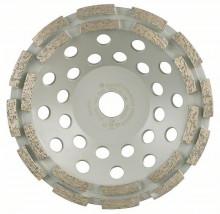 BOSCH Diamantový hrncový kotouč Best for Concrete - 180 x 22,23 x 5,5 mm, pro brusku na beton Eibenstock EBS 180 H