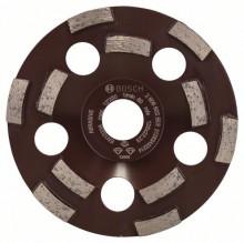 BOSCH Diamantový hrncový kotouč Expert for Abrasive - 125 x 22,23 x 4,5 mm