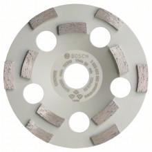 BOSCH Diamantový hrncový kotouč Expert for Concrete - 125 x 22,23 x 4,5 mm