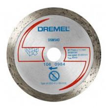Diamantový řezný kotouč na dlaždice DREMEL® DSM20