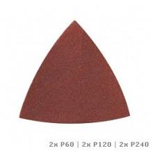 DREMEL® Multi-Max brusný papír na dřevo (P60, P120 aP240)