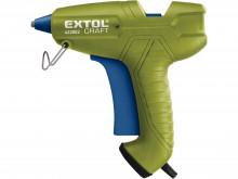 EXTOL CRAFT Pistole tavná, lepící