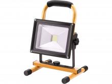 EXTOL LIGHT Reflektor LED, nabíjací s podstavcom