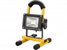 EXTOL LIGHT Reflektor LED, nabíjecí s podstavcem