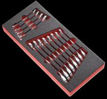 Facom Modul s 13 očkoplochými klíči
