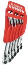 Facom Sada 6 ráčnových klíčů s přepínací páčkou v plastovém držáku