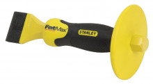 STANLEY Sekáč kamenický FatMax® s ochranou ruky 45 x 250 mm