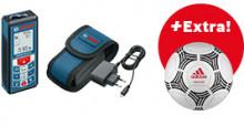 Bosch GLM 80 + kopací míč Adidas