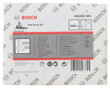 Bosch Klinec – páskovaný, s hlavičkou v tvare písmena D SN34DK 50G