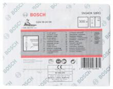 Bosch Klinec – páskovaný, s hlavičkou v tvare písmena D SN34DK 50RG