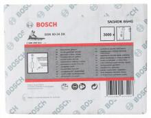Bosch Hřebíky s hlavou tvaru D v pásu SN34DK 65HG