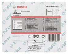 Bosch Hřebíky s hlavou tvaru D v pásu SN34DK 65RHG
