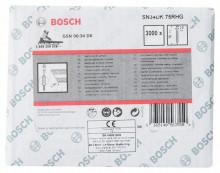 Bosch Hřebíky s hlavou tvaru D v pásu SN34DK 75RHG