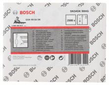 Bosch Hřebíky s hlavou tvaru D v pásu SN34DK 90HG
